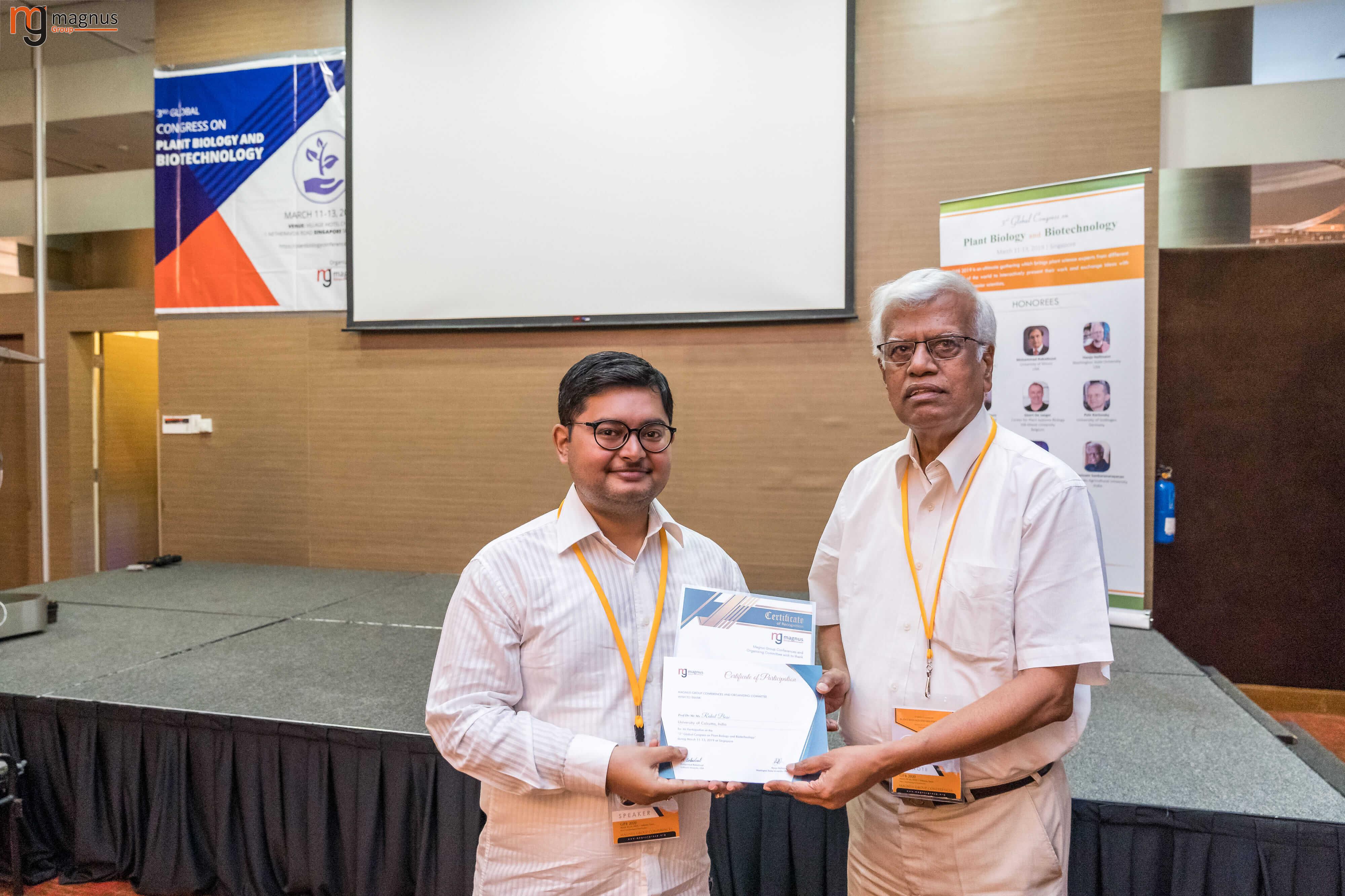 Plant Biotechnology Conferences 2019