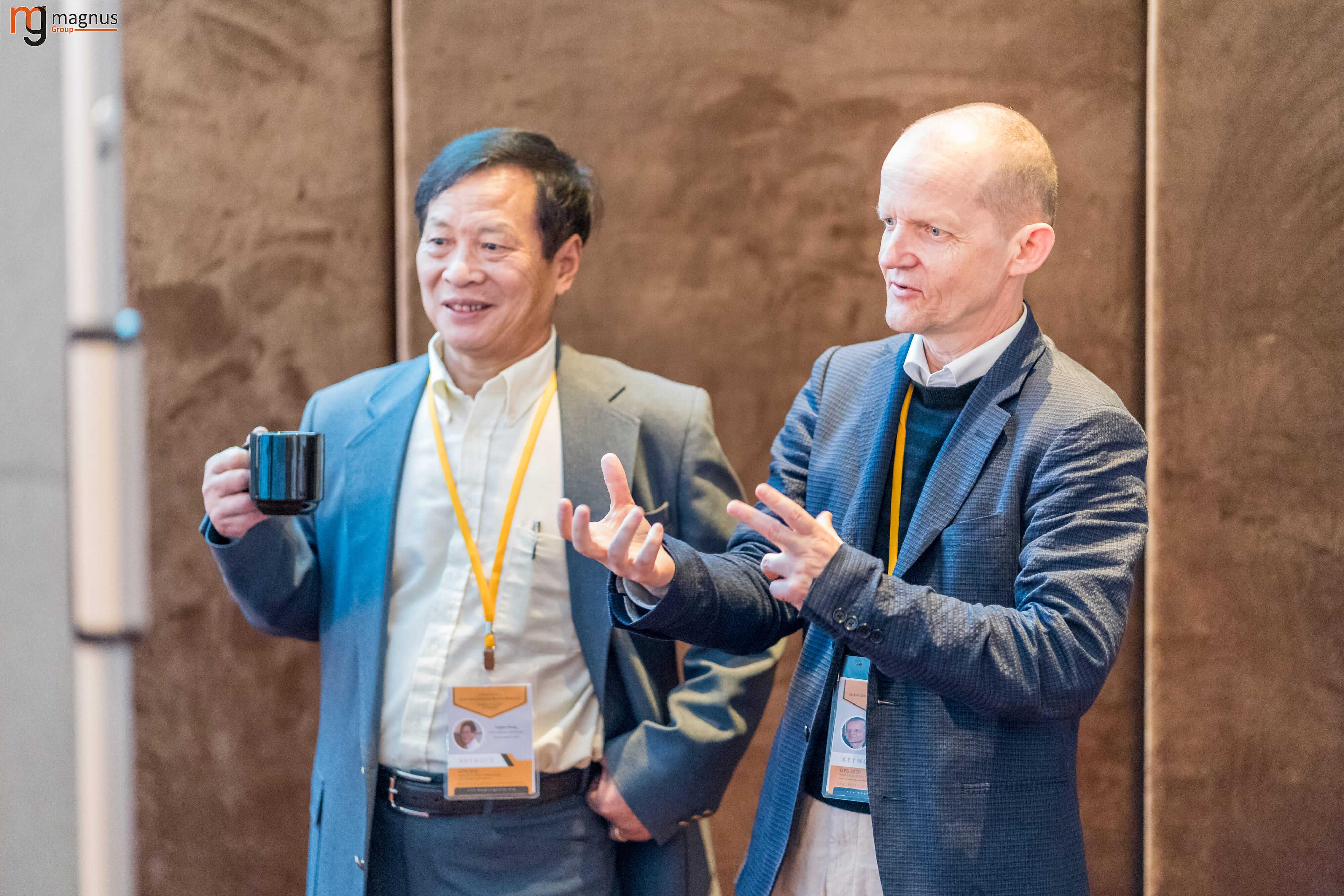 Plant Biology Conferences 2019 Speaker