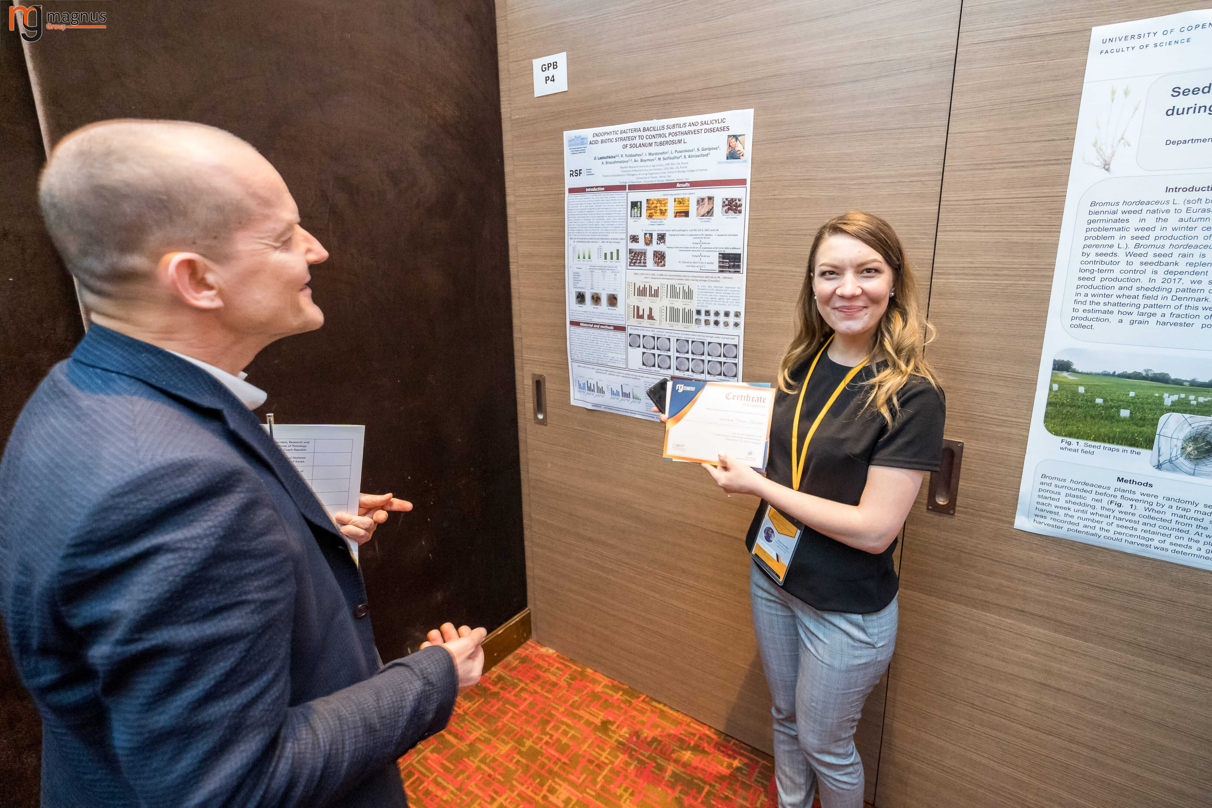 Plant Biotechnology Conference 2019