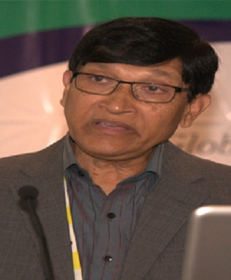 Honorable Speaker for Nutrition Research Virtual 2020- Samir C Debnath
